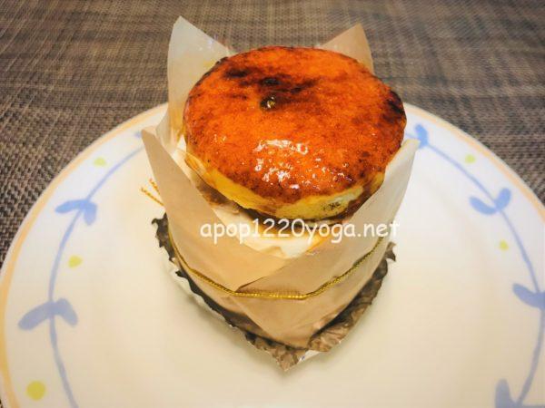モーツアルトケーキ紅玉リンゴ