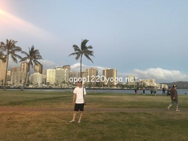 ハワイマジックアイランド