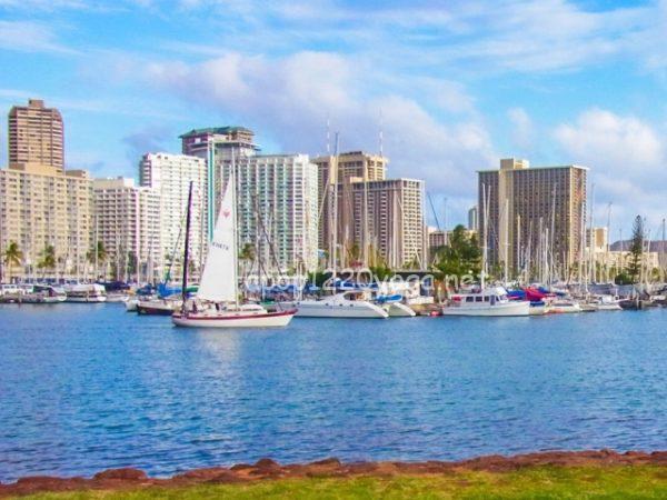 旅工房ハワイホテル